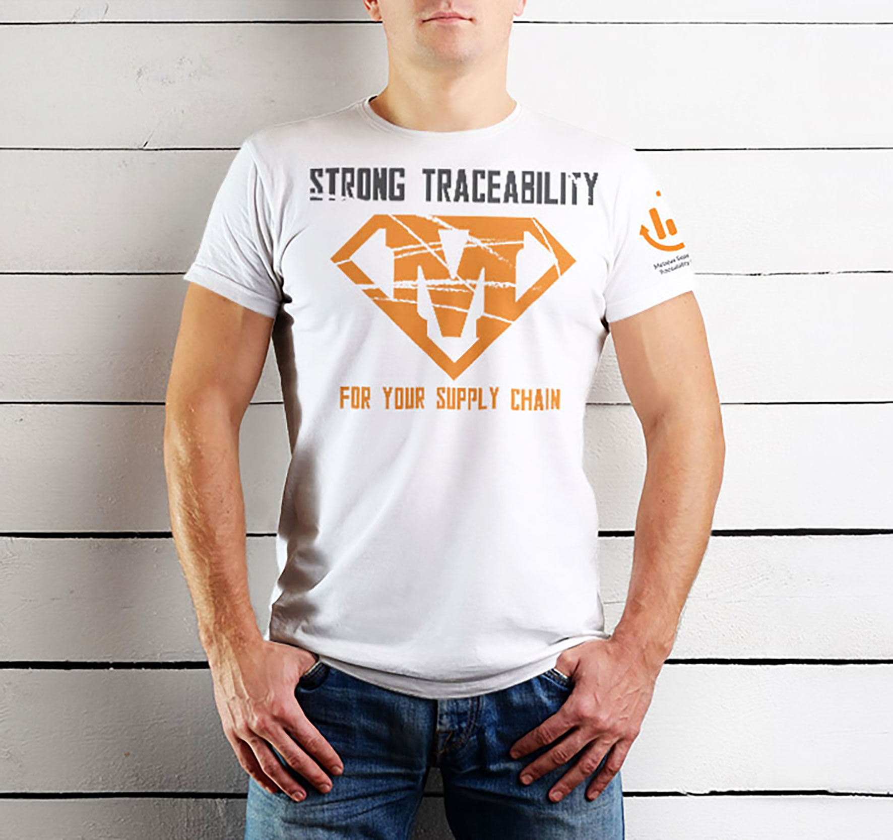 Marketing t-shirt design