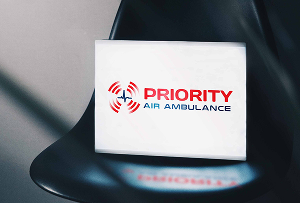 Priority branding - logo