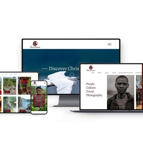 Chris Austria Web Design
