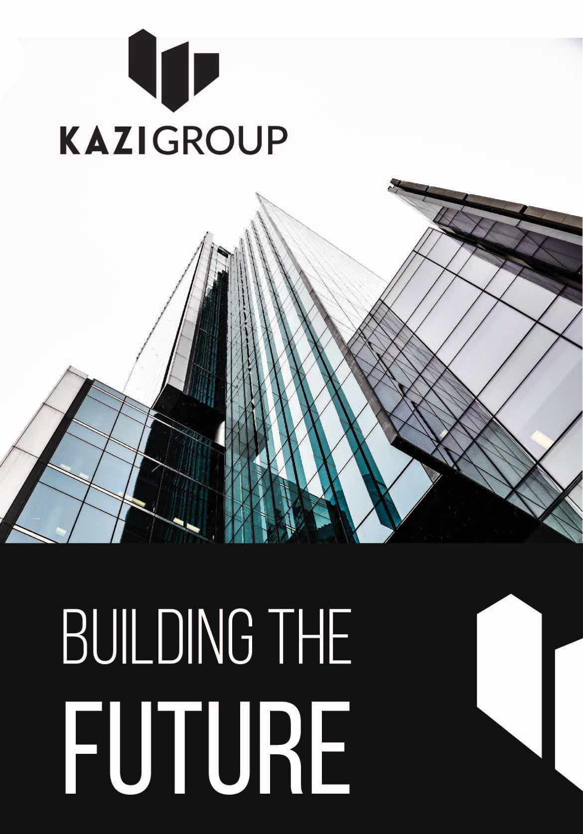 Kazi Group flier